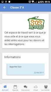 Mon EcoleDirecte 3.0.1 Screenshots 4
