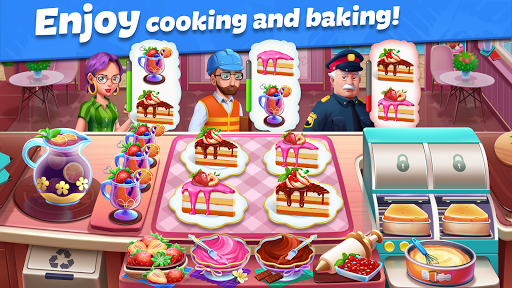 Food Voyage: New Free Cooking Games Madness 2021  Pc-softi 1
