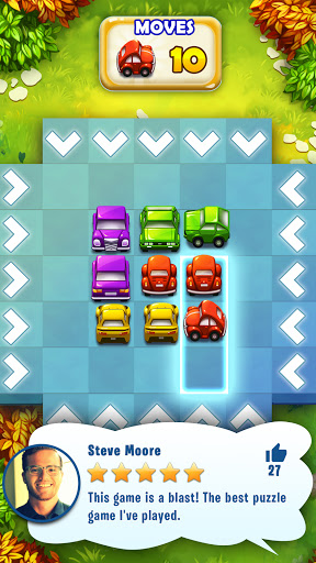 Traffic Puzzle - Match 3 & Car Puzzle Game 2021 android2mod screenshots 1