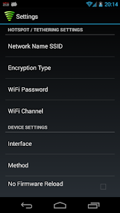 WiFi Tether Router APK (MOD, Patched) 6.3.5 for android 2