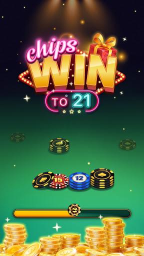 ChipWin To 21:Merge game 1.0.6 screenshots 1