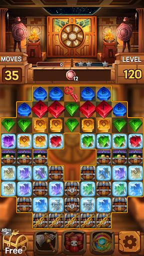 Legend of Magical Jewels: Empire puzzle 1.0.6 screenshots 8
