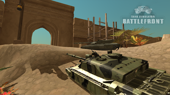 Tank Simulator : Battlefront 4.0.2 MOD for Android 3