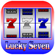 Lucky Seven Slot Machine  Icon