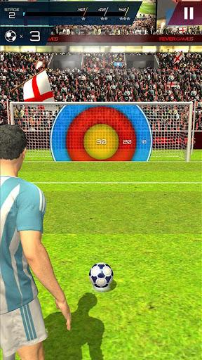 Soccer Championship-Freekick apkpoly screenshots 1