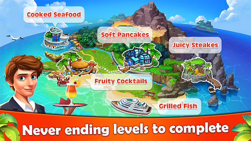 cooking joy - super cooking games, best cook! screenshot 2
