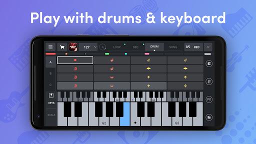 Remixlive - Make Music & Beats  Screenshots 4