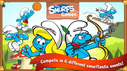 The Smurf Games  screenshots 1
