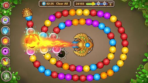 Jungle Marble Blast screenshots 2