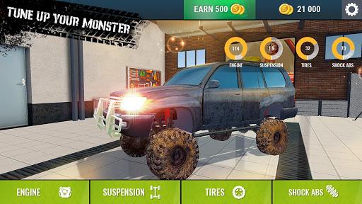 Offroad Driving Simulator 4x4: Trucks & SUV Trophy  Screenshots 17