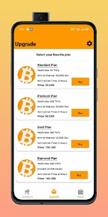 Download Fox Mining – Bitcoin Cloud Mining MOD Apk (Unlimited Money) For Android 5
