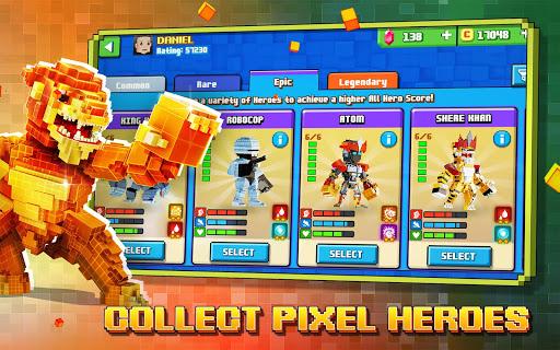 Super Pixel Heroes 2021 1.2.221 screenshots 13