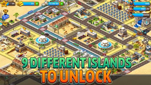 Paradise City: Building Sim Game  screenshots 3