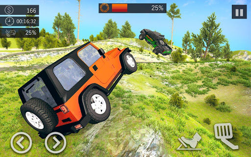 Offroad Car Crash Simulator: Beam Drive 1.1 Screenshots 5