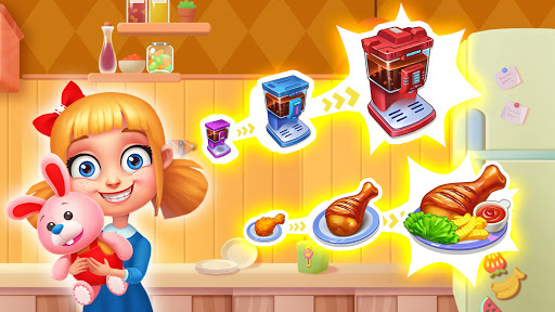 Crazy Chef: Fast Restaurant Cooking Games 1.1.46 screenshots 6