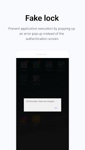 Smart Protector –  Security of app, picture, movie 5