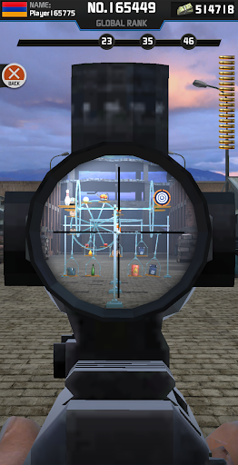 Shooting Range Sniper: Target Shooting Games Free apktreat screenshots 2