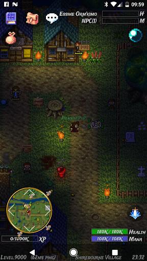 WinterSun MMORPG (Retro 2D) 1.11.129 screenshots 2