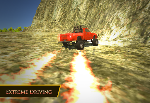 offroad hill driving screenshot 3