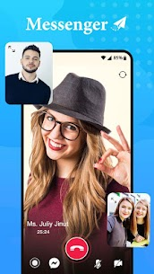 New Messenger For Messages & Video Chat 4