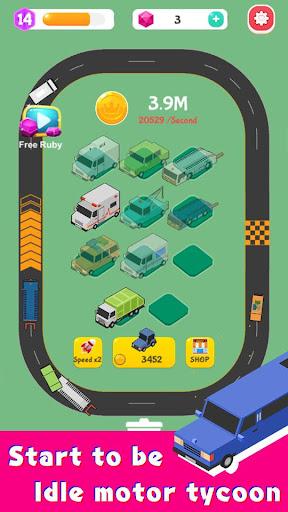 Merge Highway - Merge & Idle Motor Empire  screenshots 5