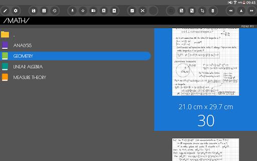 Ink&Paper Handwrite PDF Notes Trial apktram screenshots 9