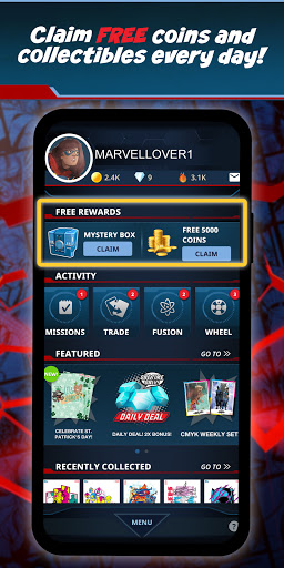Marvel Collect! by Toppsu00ae Card Trader screenshots 8