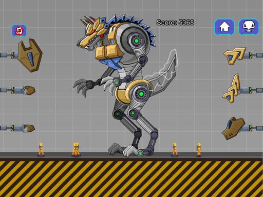 Robot Werewolf Toy Robot War 2.5 screenshots 5