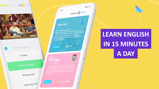 EWA: Learn English Language 5.7.4 Screenshots 1