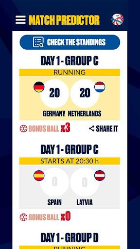 ehf euro 2020 screenshot 3