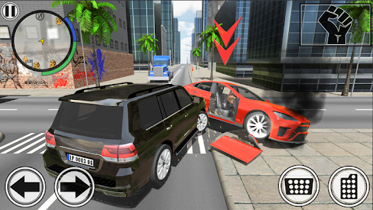 Real Gangster Crime Simulator 3D 1.3 MOD for Android 3