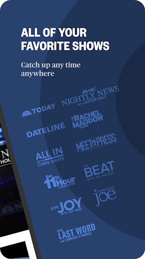 NBC News: Breaking News, US News & Live Video 6.0.21 Screenshots 2