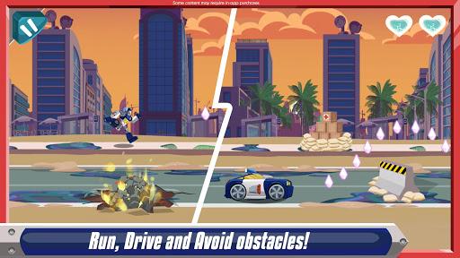 Transformers Rescue Bots: Disaster Dash 1.6 Screenshots 2