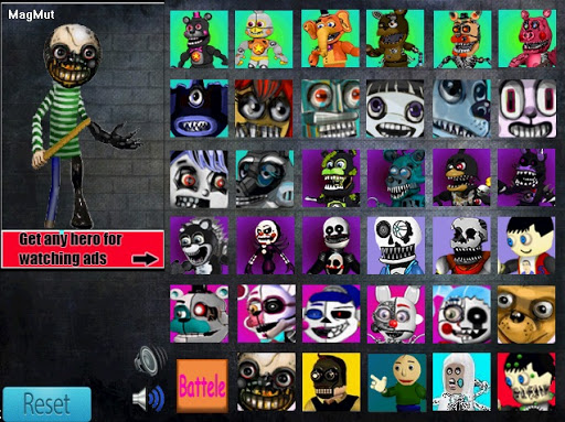 Evil World Heroes 1.6 screenshots 5
