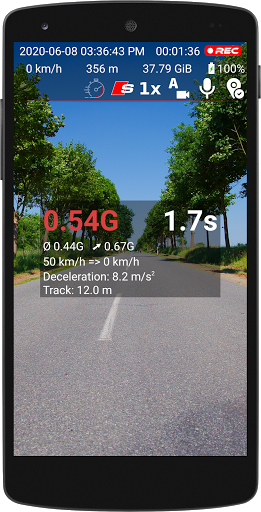 Dash Cam Travel u2013 Car Camera app, Blackbox  screenshots 3