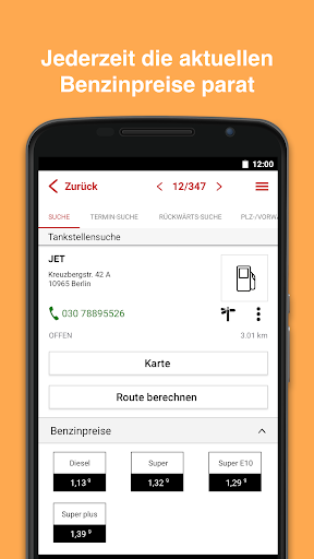 Das Telefonbuch with caller ID and spam protection  screenshots 7