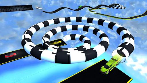 GT Racing Master Racer: Mega Ramp Car Games Stunts screenshots 3