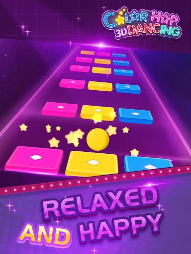Color Dancing Hop - free music beat game 2021  screenshots 11