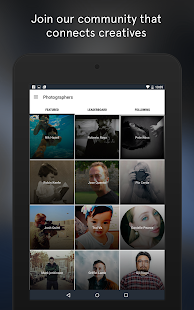 Snapwire - Sell Your Photos Screenshot
