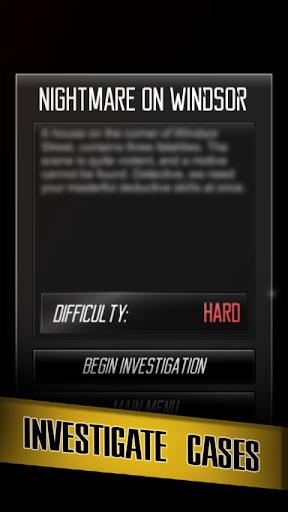 Murder Mystery - Detective Investigation Story apktreat screenshots 2