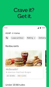 Uber Eats: Food Delivery 1