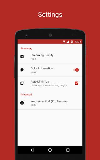 Screen Mirror - Screen Mirroring - Screen sharing android2mod screenshots 6