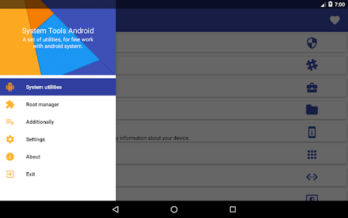 [ROOT] System Tools Android: All-In-One toolbox 1.4.7 APK screenshots 6