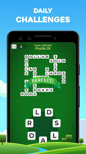 Word Wiz - Connect Words Game 2.4.0.1431 screenshots 3