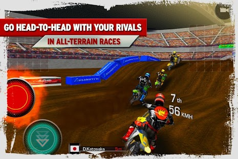 Moto Racer 15th Anniversary Screenshot
