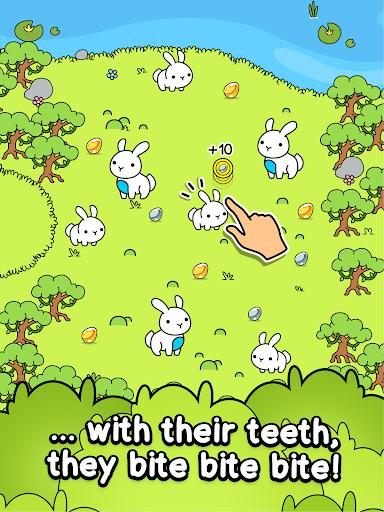 Rabbit Evolution - Tapps Games  screenshots 6