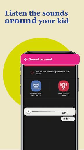Kid security - GPS phone tracker, family search  screenshots 3