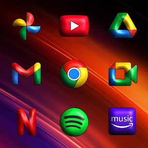 Oxigen 3D – Icon Pack Apk 2.3.7 (Paid/Patched) 4