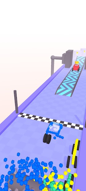 Pixel Race screenshot 2