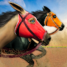 Mounted Horse Racing Games: Derby Horse Simulator APK Icon
